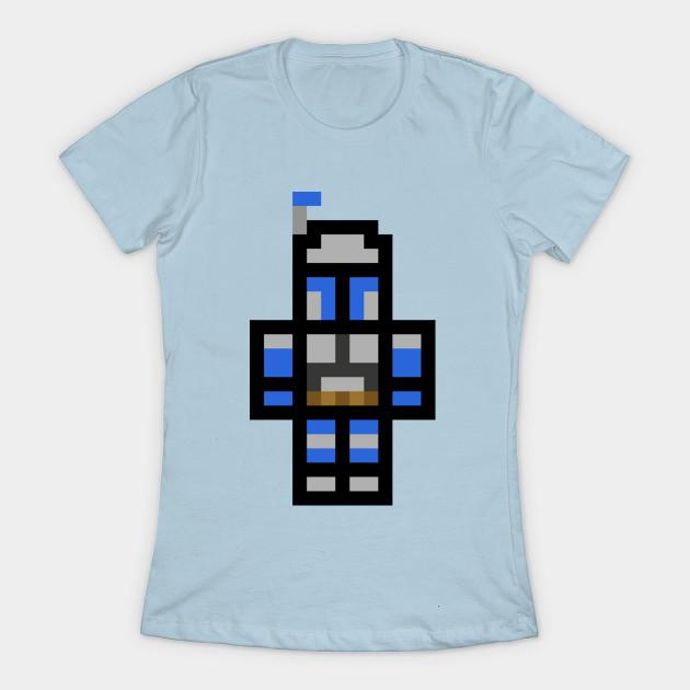 Leia's List - Women's Star Wars Jango Fett t-shirt at TeePublic