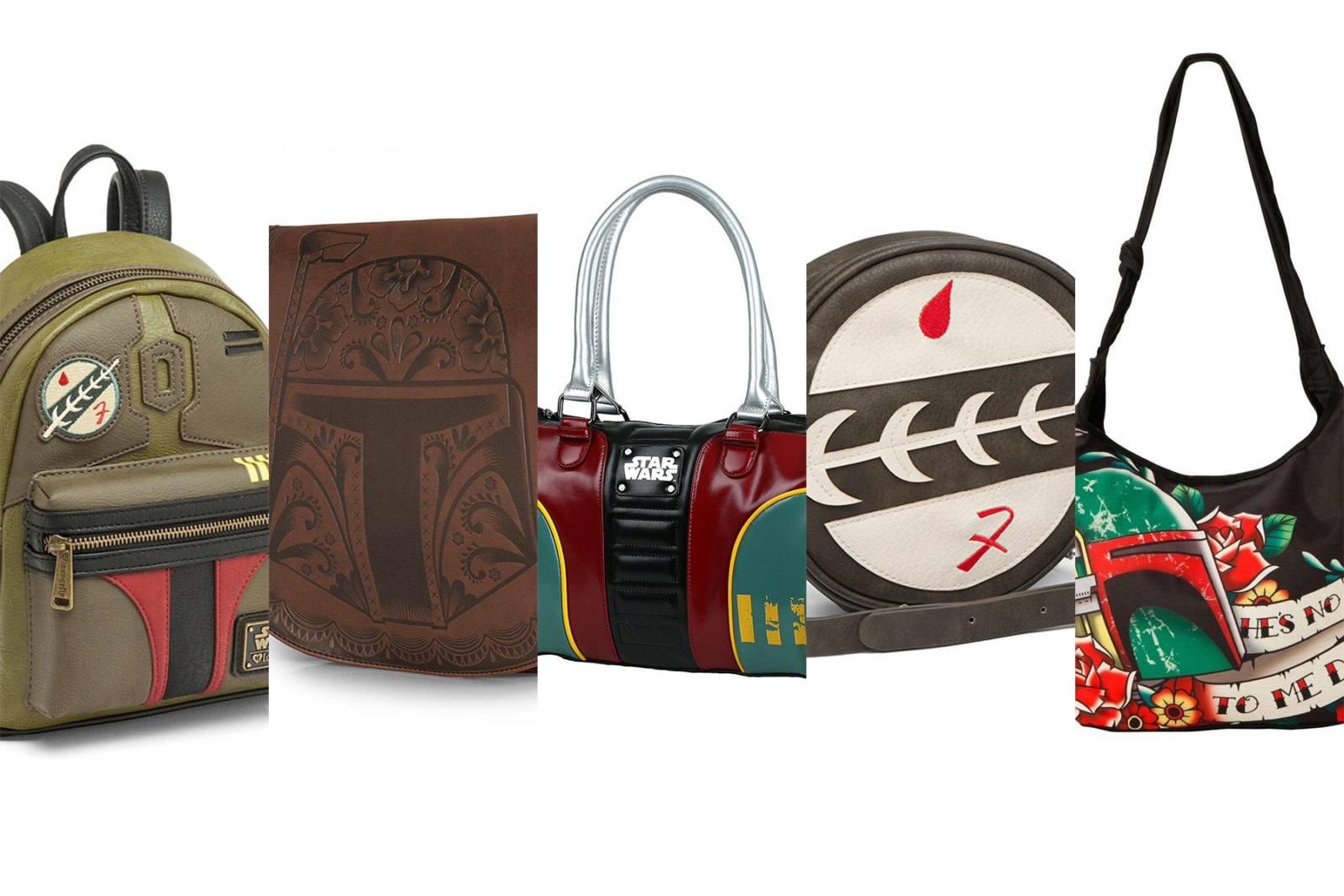 Leia's List – Boba Fett Themed Handbags