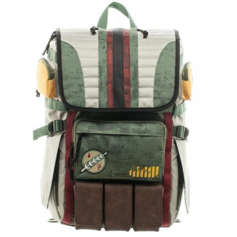 Star Wars Boba Fett Laptop Backpack on Amazon