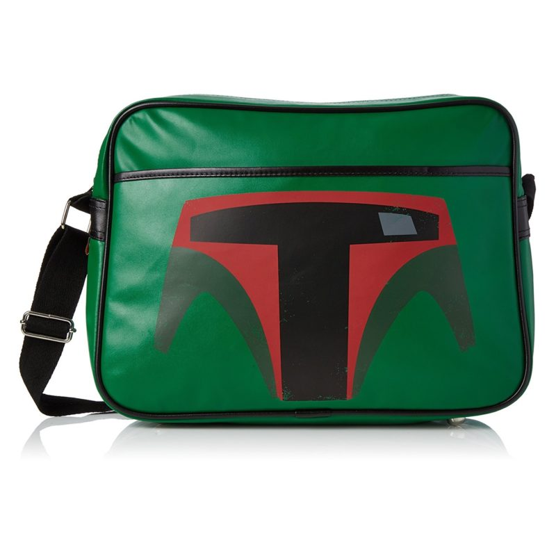 Star Wars Boba Fett Messenger Bag at Amazon
