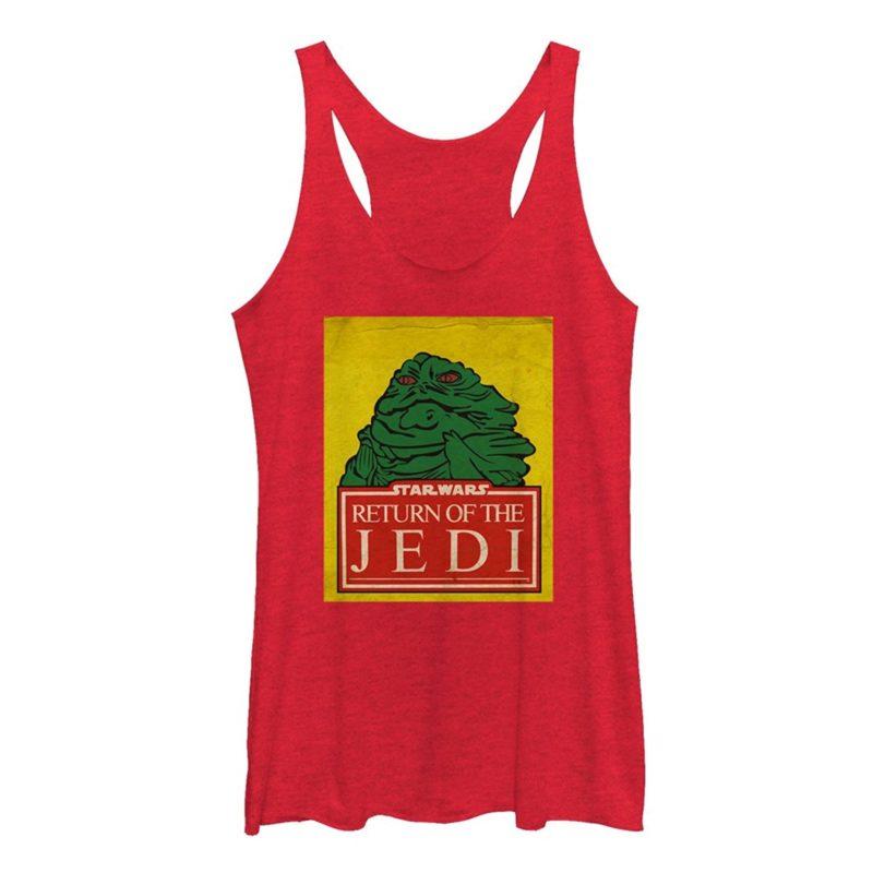 Women's Fifth Sun x Star Wars Jabba the Hutt tank top at Amazon