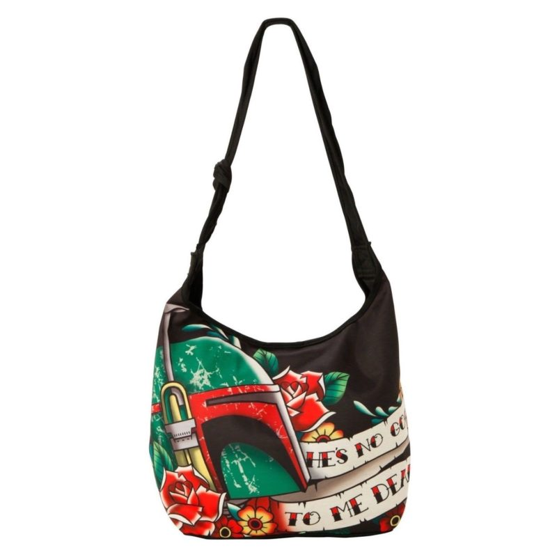 Star Wars Boba Fett Hobo Bag on eBay