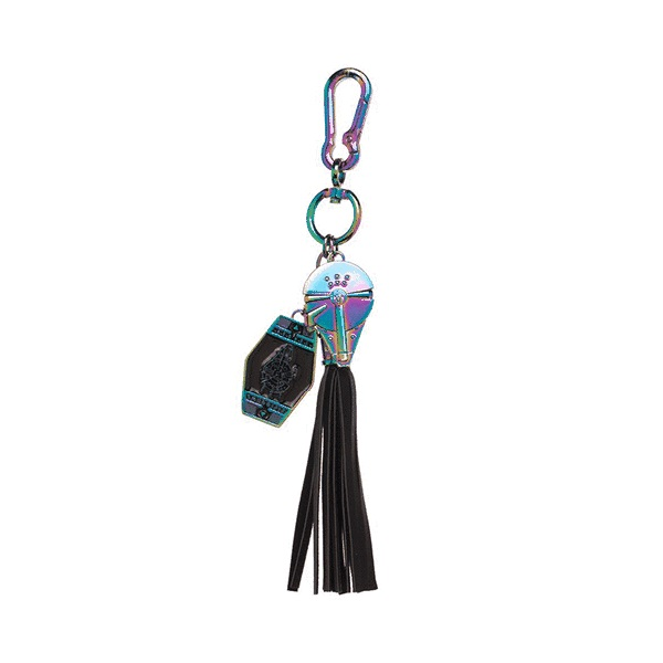 Bioworld x Star Wars Solo Millennium Falcon Tassel Key Chain at Entertainment Earth