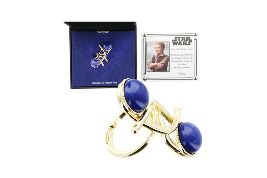 General Leia Ring at Entertainment Earth