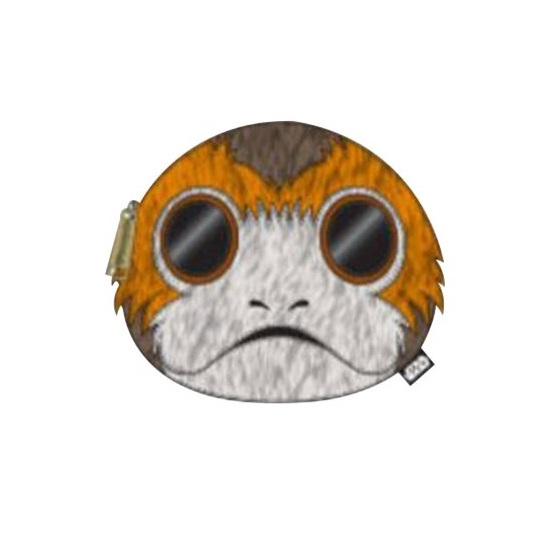 Loungefly x Star Wars Porg Coin Bag at Entertainment Earth