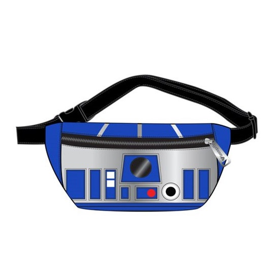 Loungefly x Star Wars R2-D2 Fanny Pack at Entertainment Earth