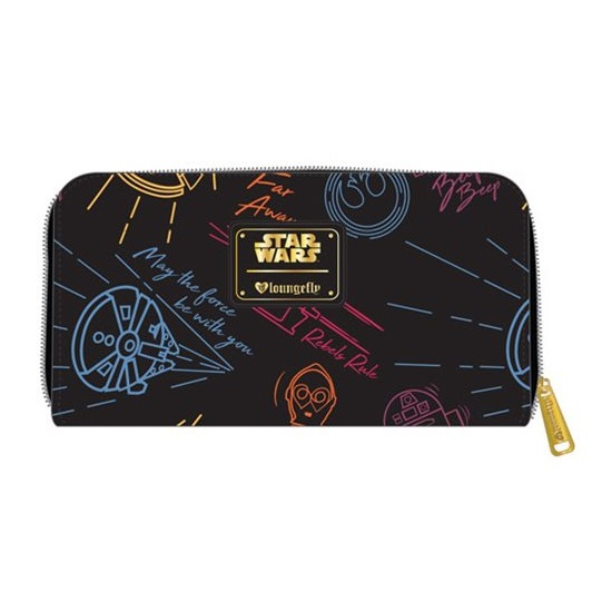 Loungefly x Star Wars Rebels Minimal Wallet at Entertainment Earth