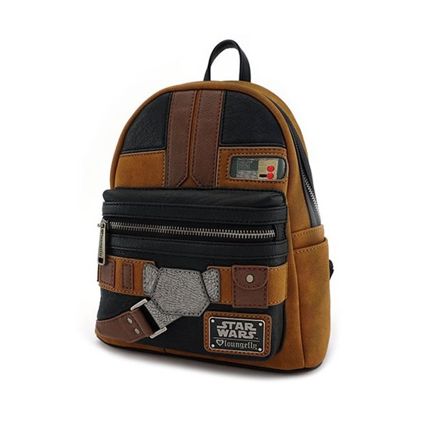 Loungefly x Star Wars Solo Cosplay Mini-Backpack at Entertainment Earth