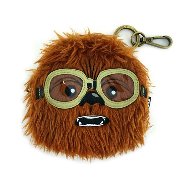Loungefly x Star Wars Solo Chewie Coin Bag at Entertainment Earth