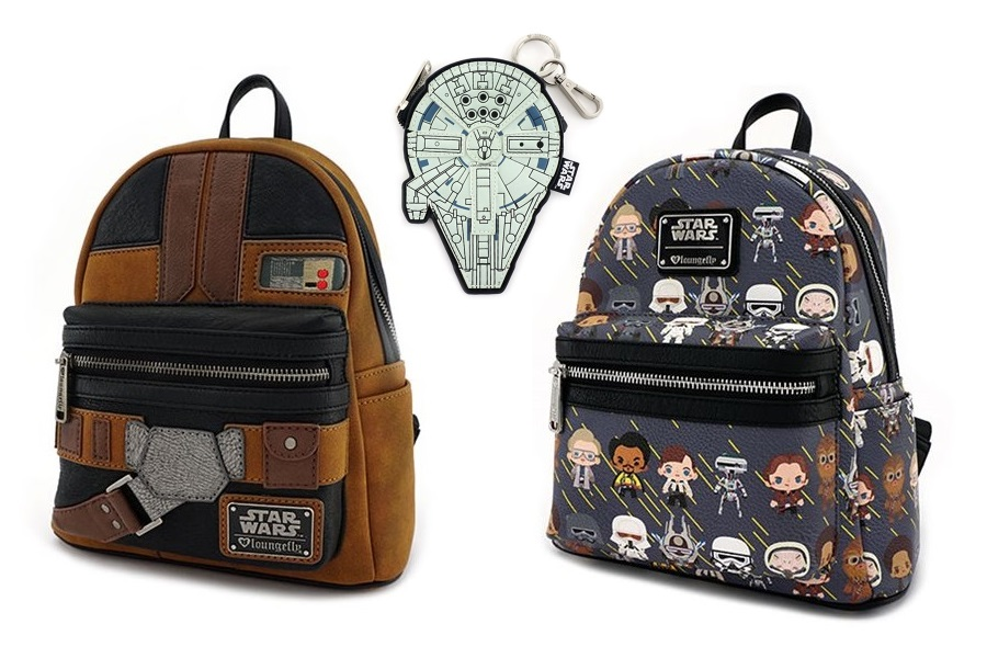 New Loungefly Solo A Star Wars Story Range
