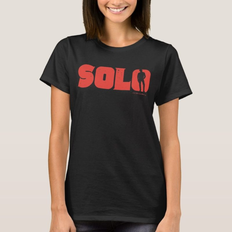 Women's Solo A Star Wars Story T-Shirt at Shop Disney