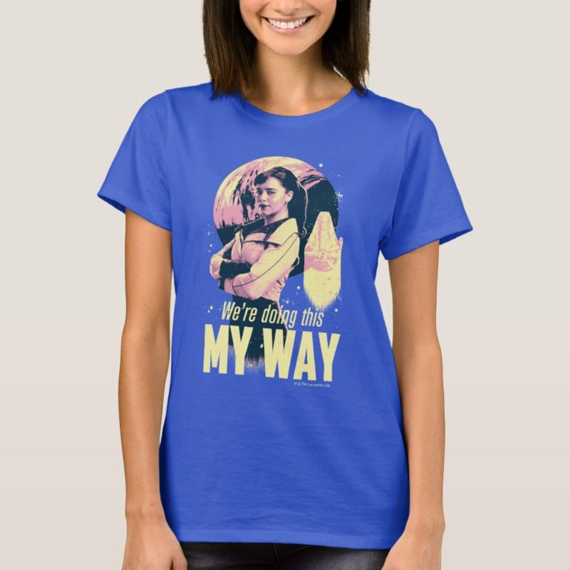 Women's Solo A Star Wars Story Qi'ra T-Shirt at Shop Disney