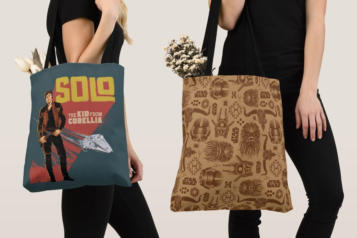 New Star Wars Solo Bags at Shop Disney