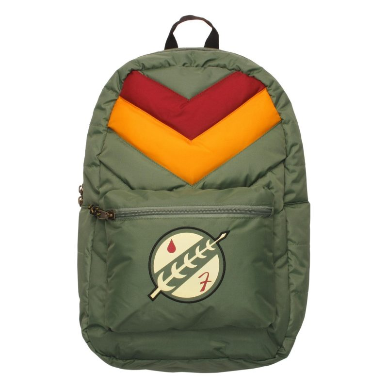 Star Wars Boba Fett Puff Backpack at Stylin Online