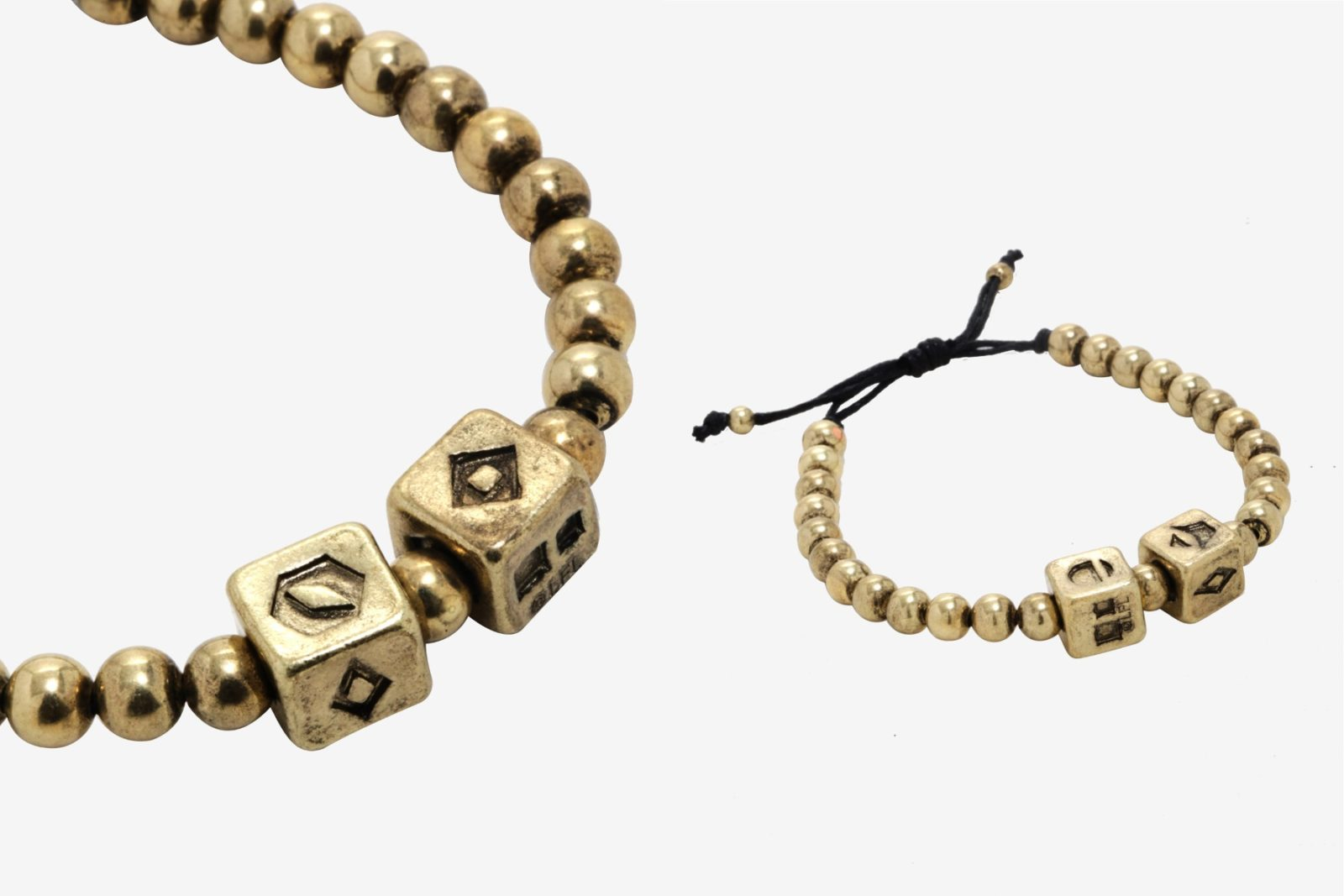 Box Lunch Exclusive Solo Dice Bracelet