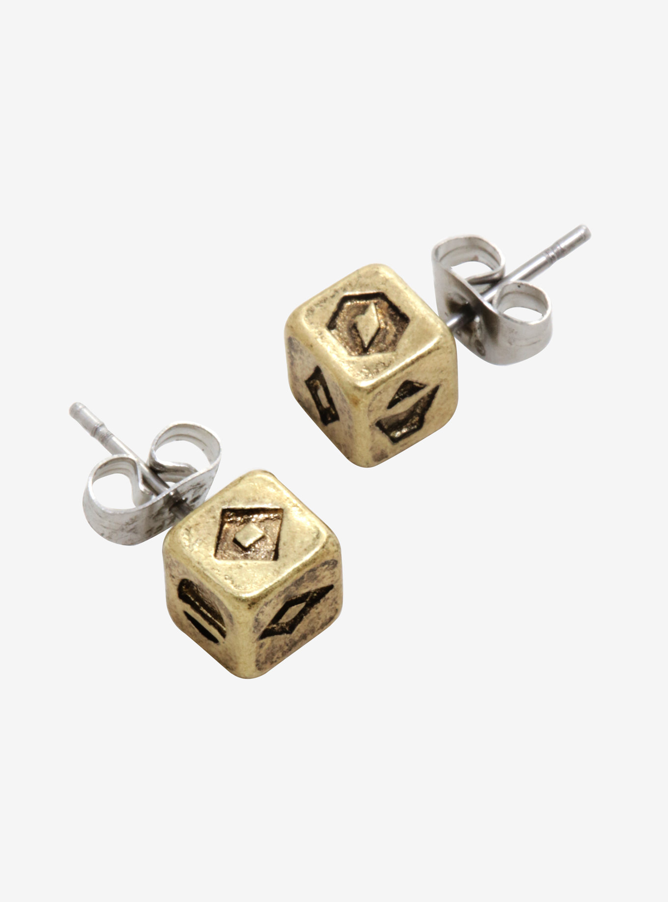 Star Wars Solo A Star Wars Story Dice Stud Earrings available exclusively at Box Lunch