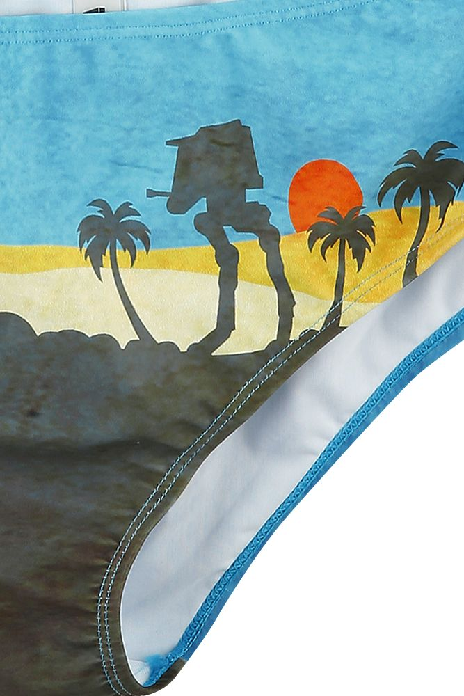 Women's Star Wars Rogue One Scarif Bikini Swimwear Set at EMP Online