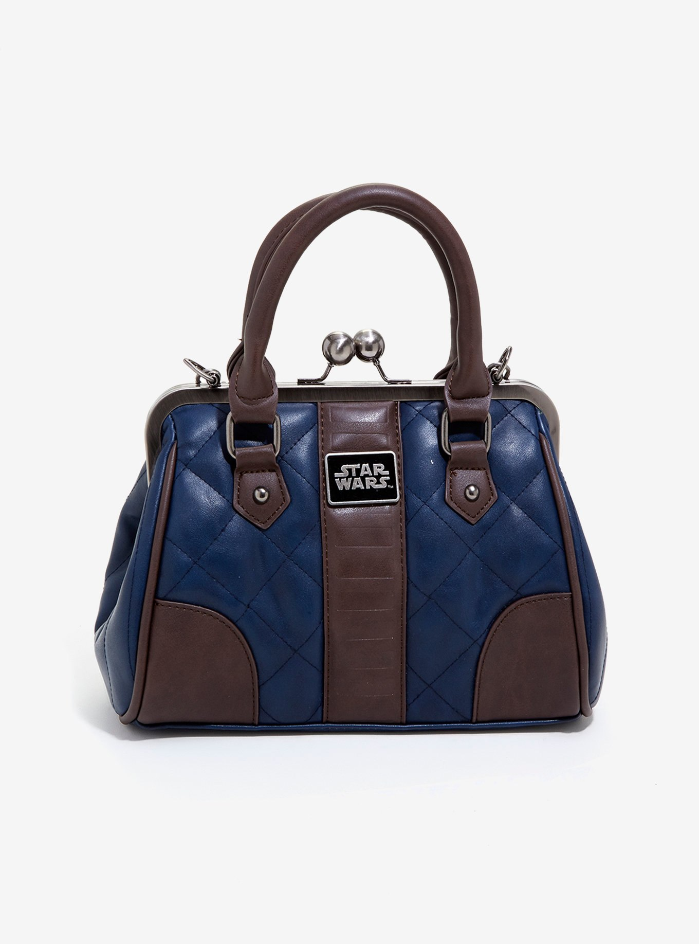 Bioworld x Star Wars Han Solo Hoth Kisslock Satchel Handbag at Hot Topic