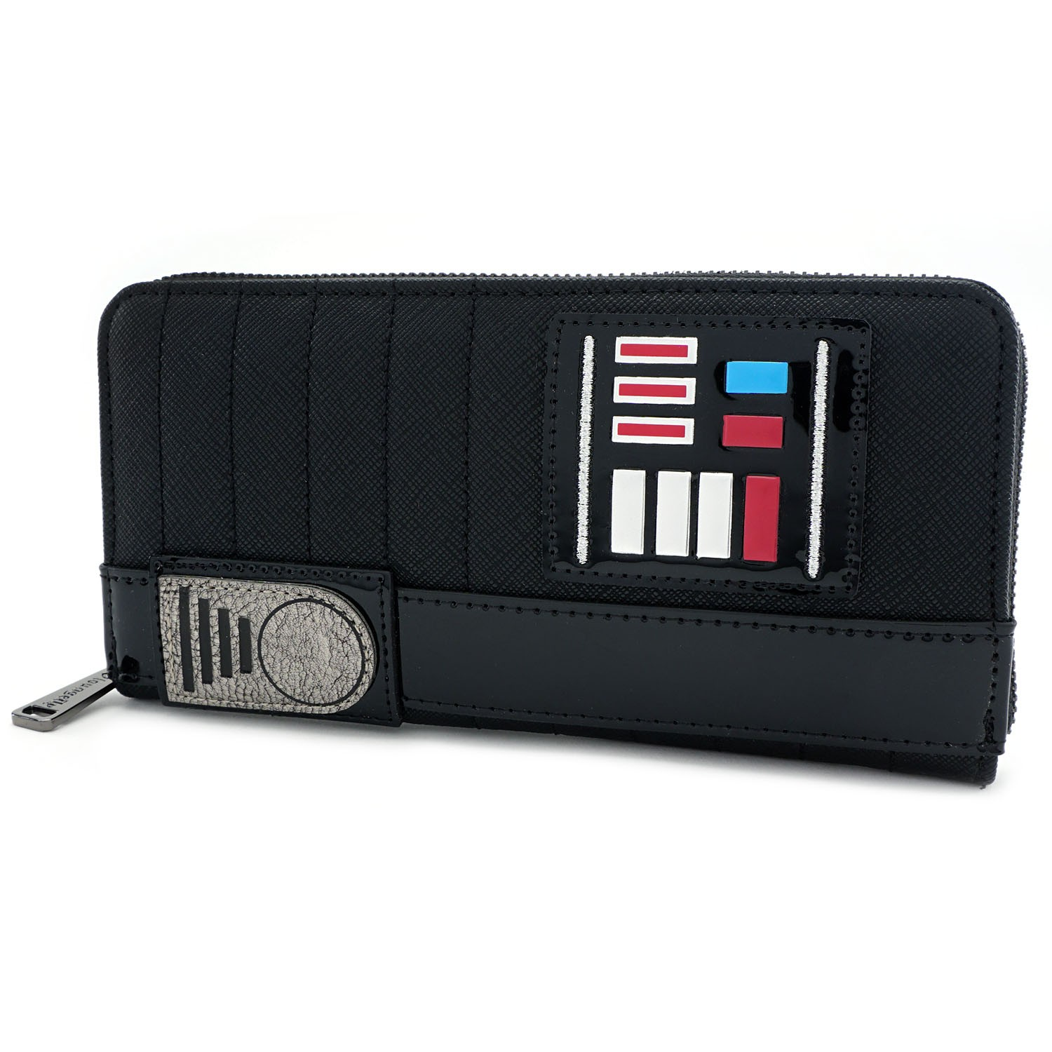Loungefly x Star Wars Darth Vader Cosplay Zip-Up Wallet