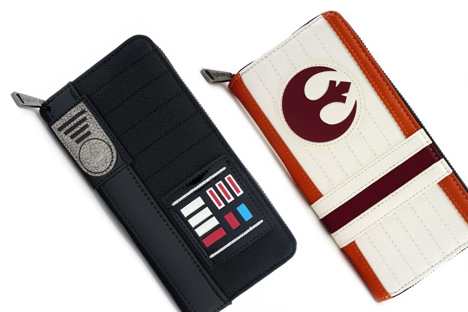 New Loungefly Star Wars Cosplay Style Wallets