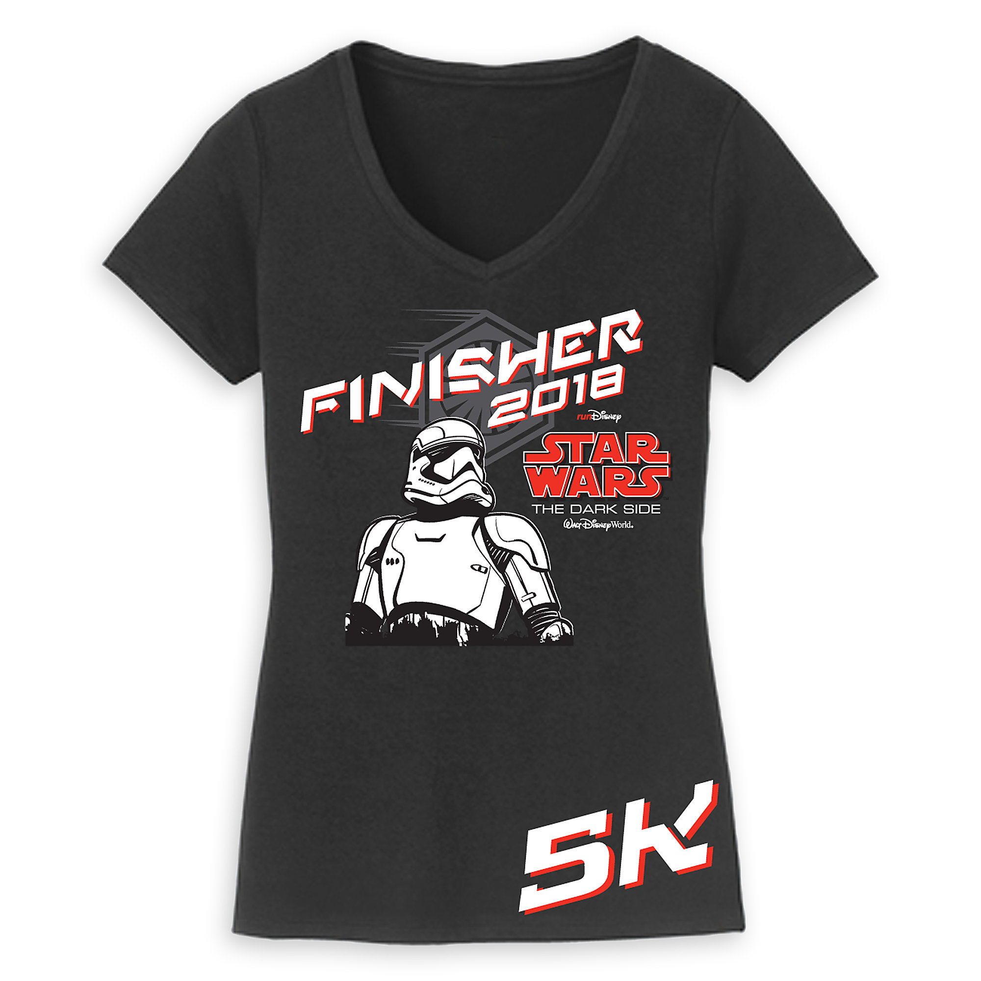 Women's Run Disney Star Wars Dark Side Finisher Apparel Collection at Shop Disney