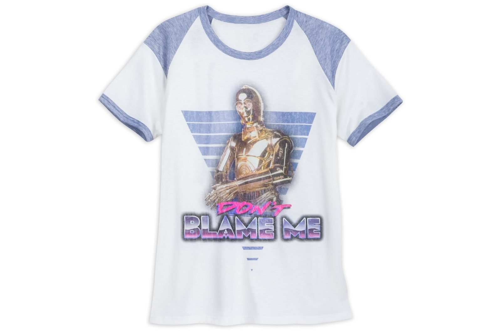 New Women's C-3PO T-Shirt at Shop Disney