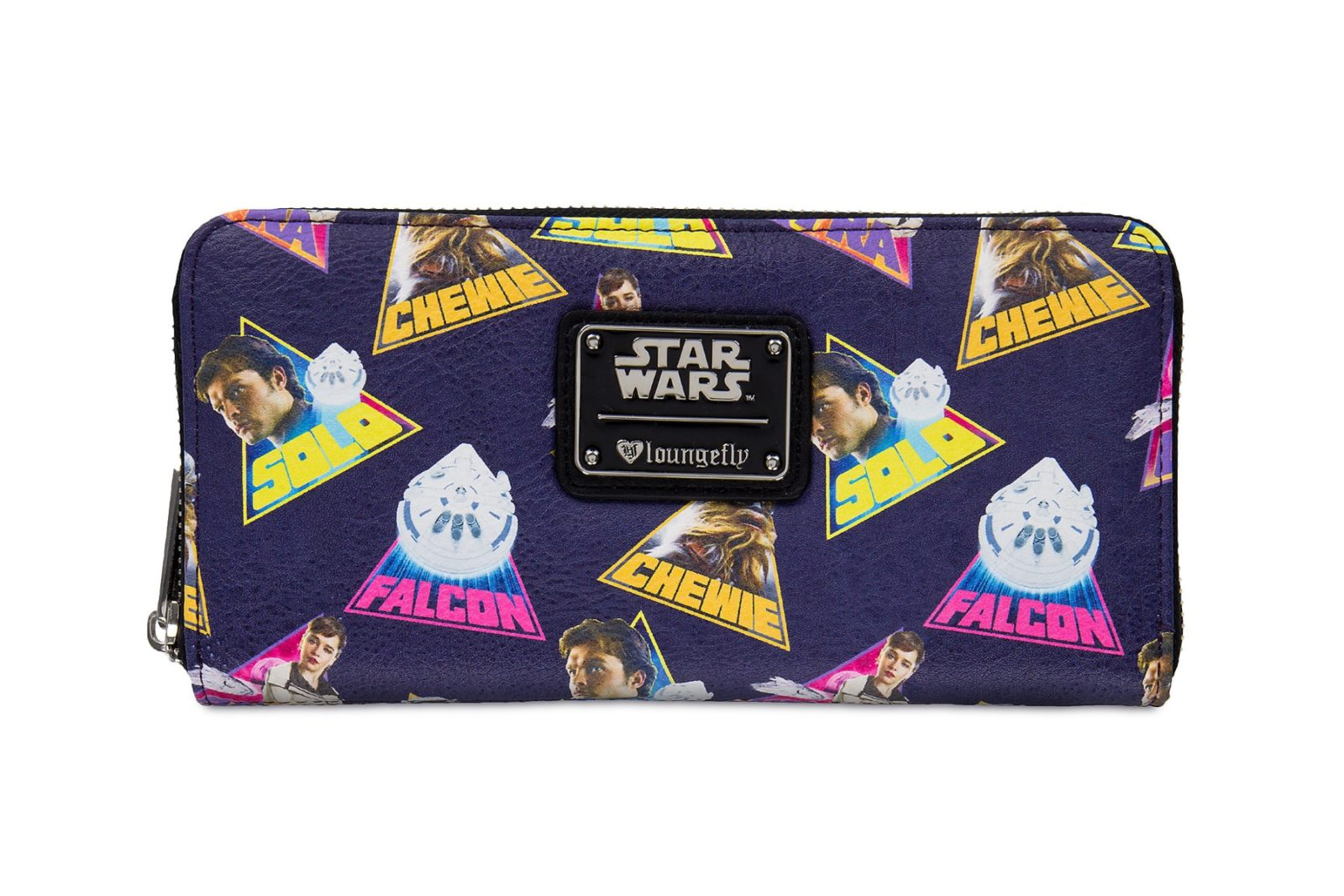 New Loungefly x Star Wars Solo Printed Wallet