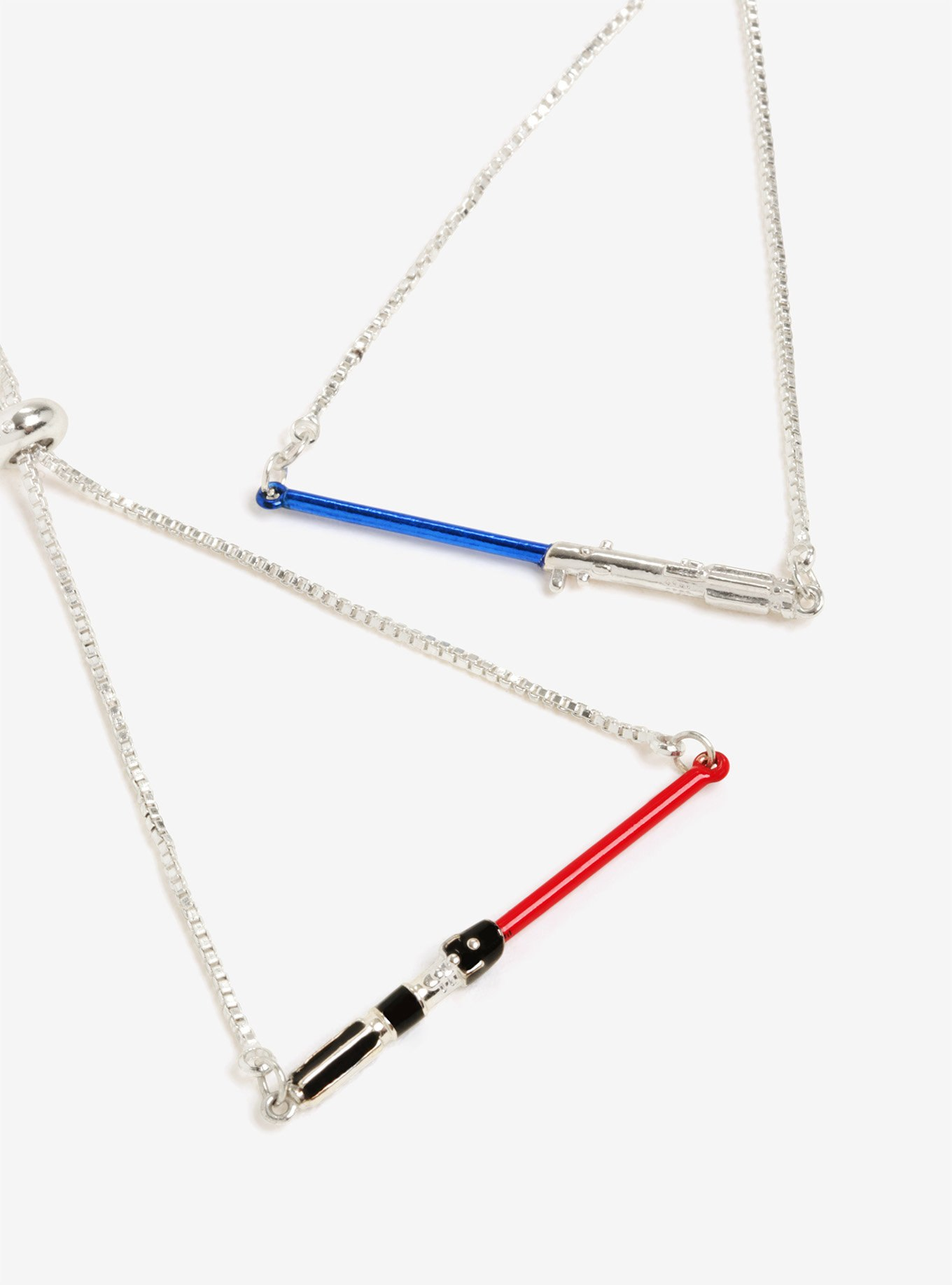 Star Wars Lightsaber Bracelet Set at Box Lunch