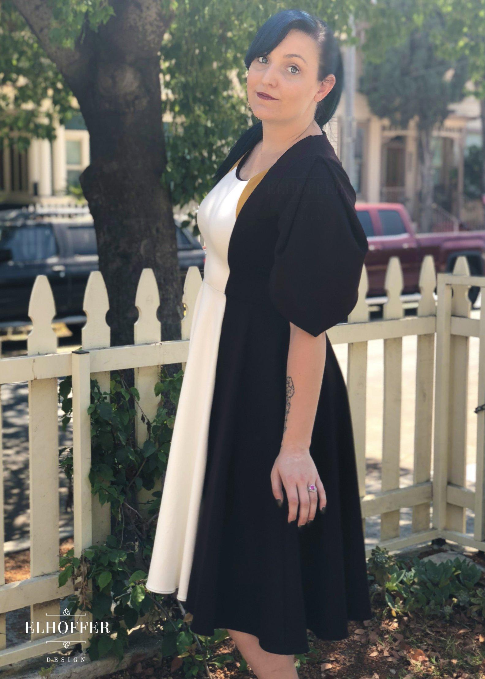 Elhoffer Design - Star Wars The Last Porg Inspired Galactic Puffin Dress