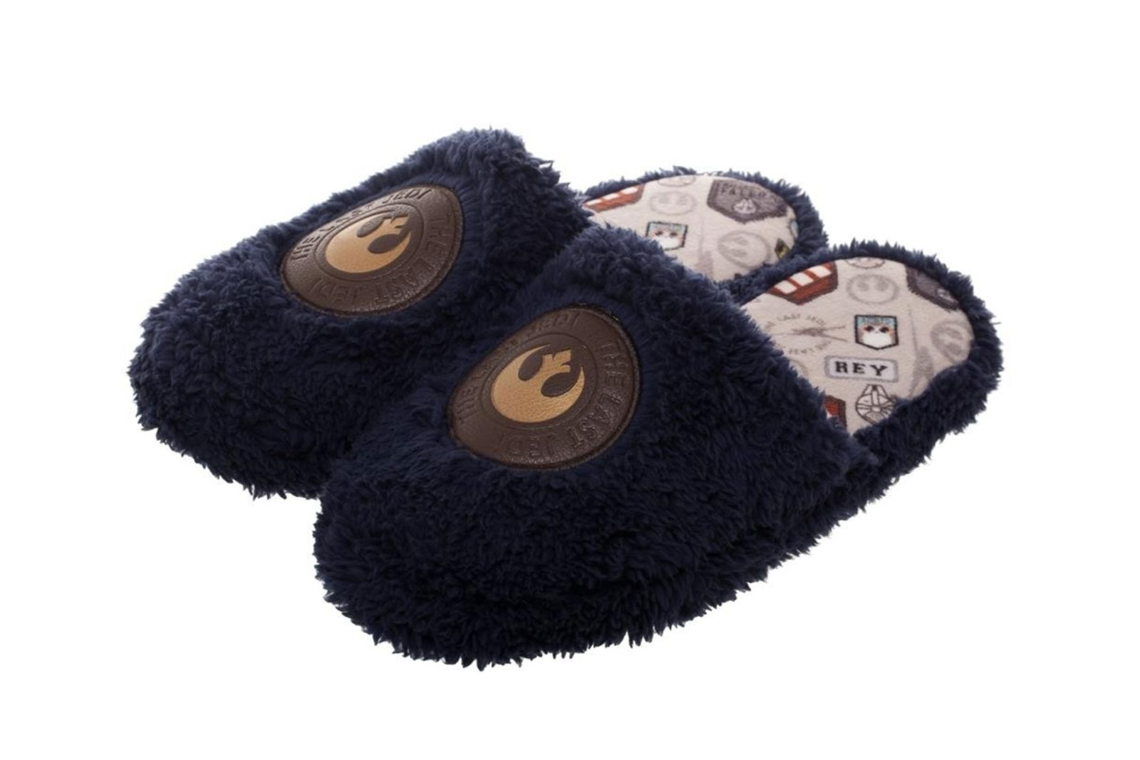 New Star Wars Rey Inspired Slippers at Fun