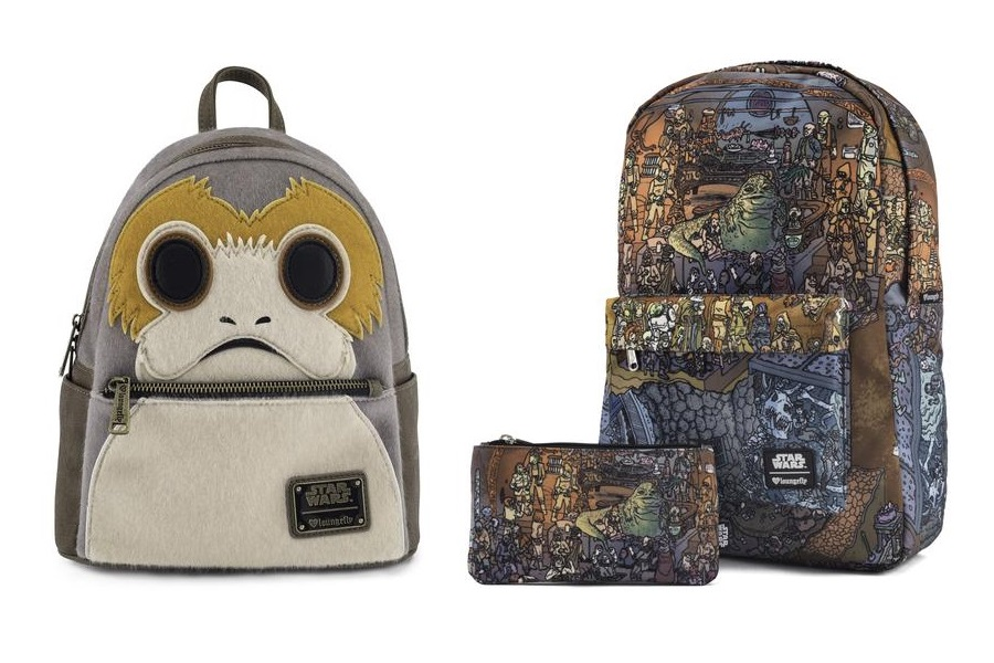SDCC 2018 Loungefly Star Wars Exclusives