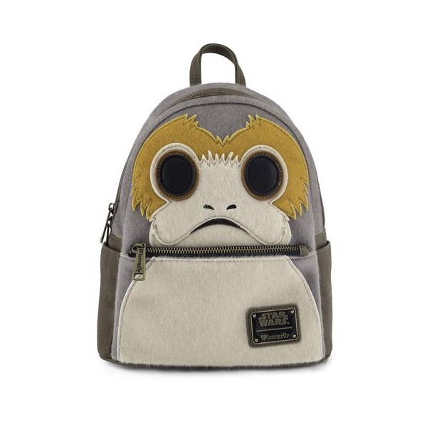SDCC 2018 Exclusive Loungefly x Star Wars Porg Mini Backpack