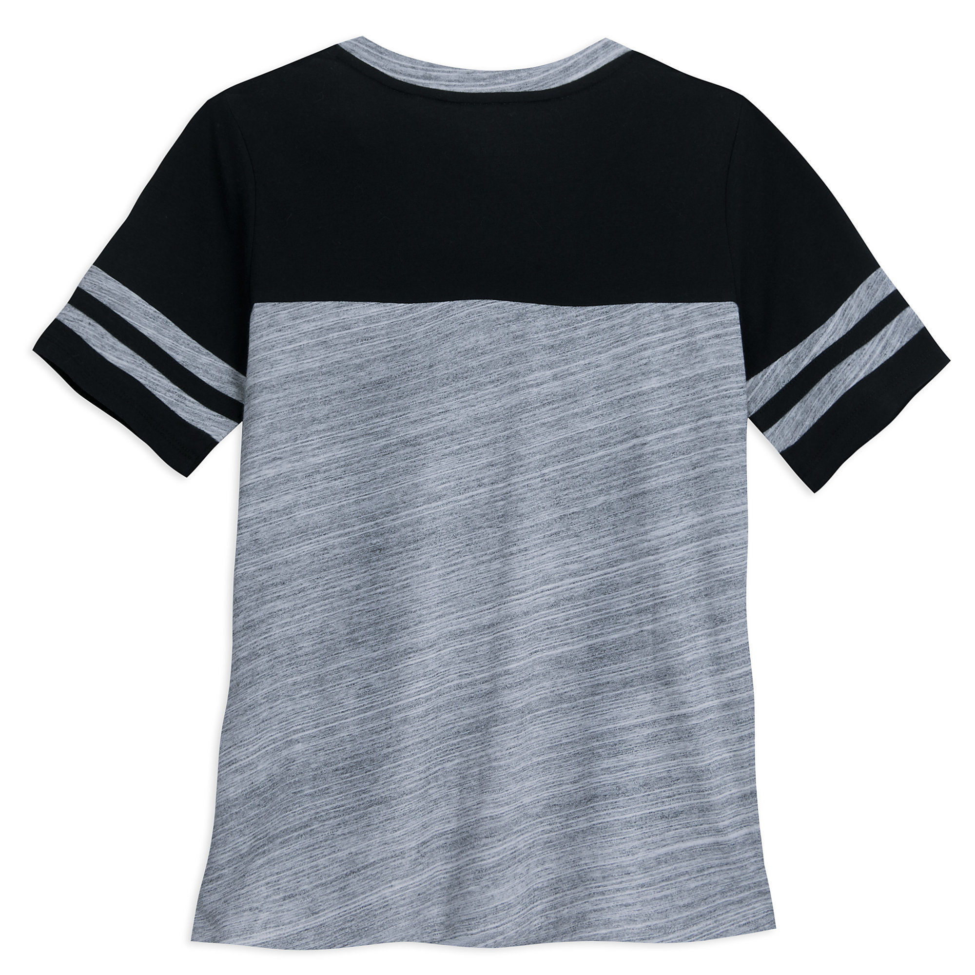 Women's Star Wars Logo Football Style T-Shirt at Shop Disney