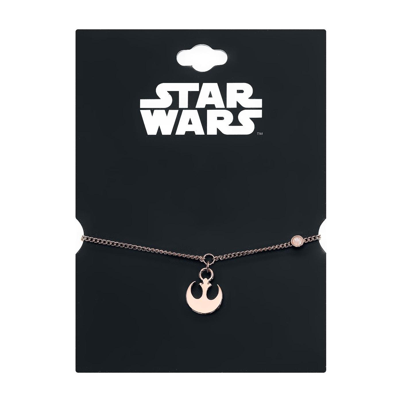 Star Wars Rebel Alliance Symbol Bracelet at EMP Online