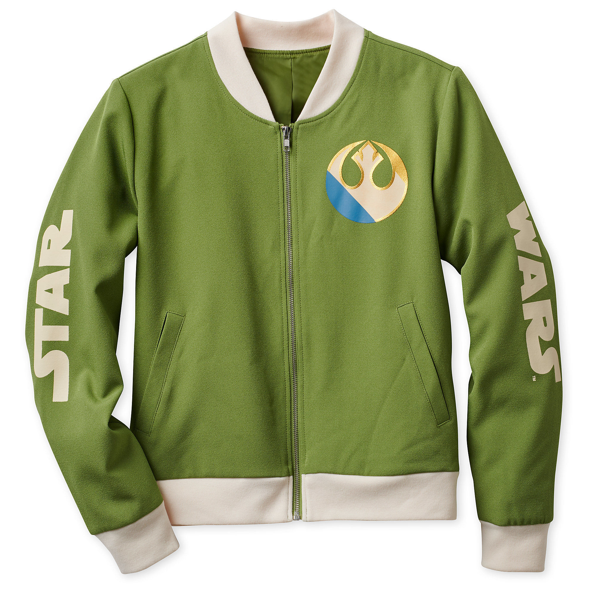 Women's Star Wars The Chosen One Track Jacket at Shop Disney