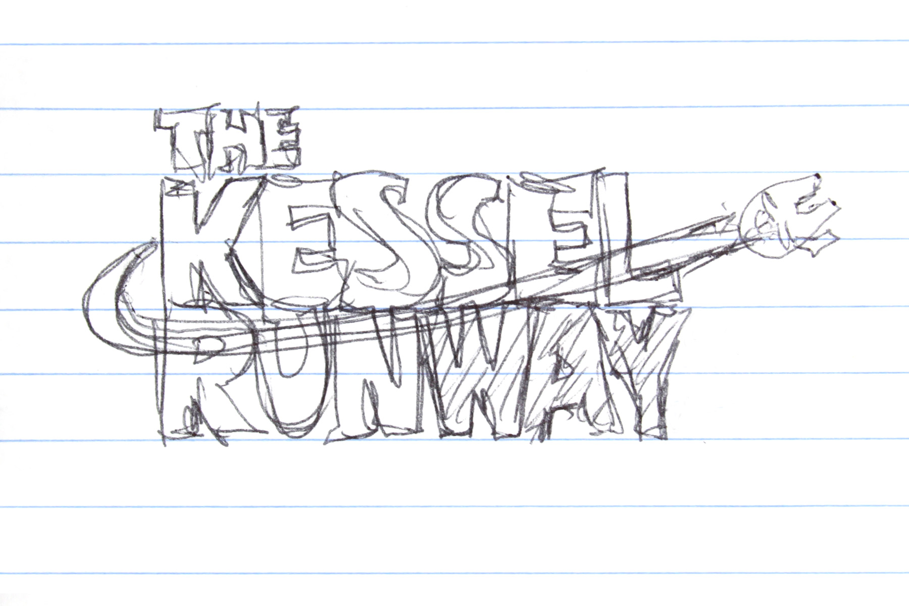 The Kessel Runway - Four Years Ago Today