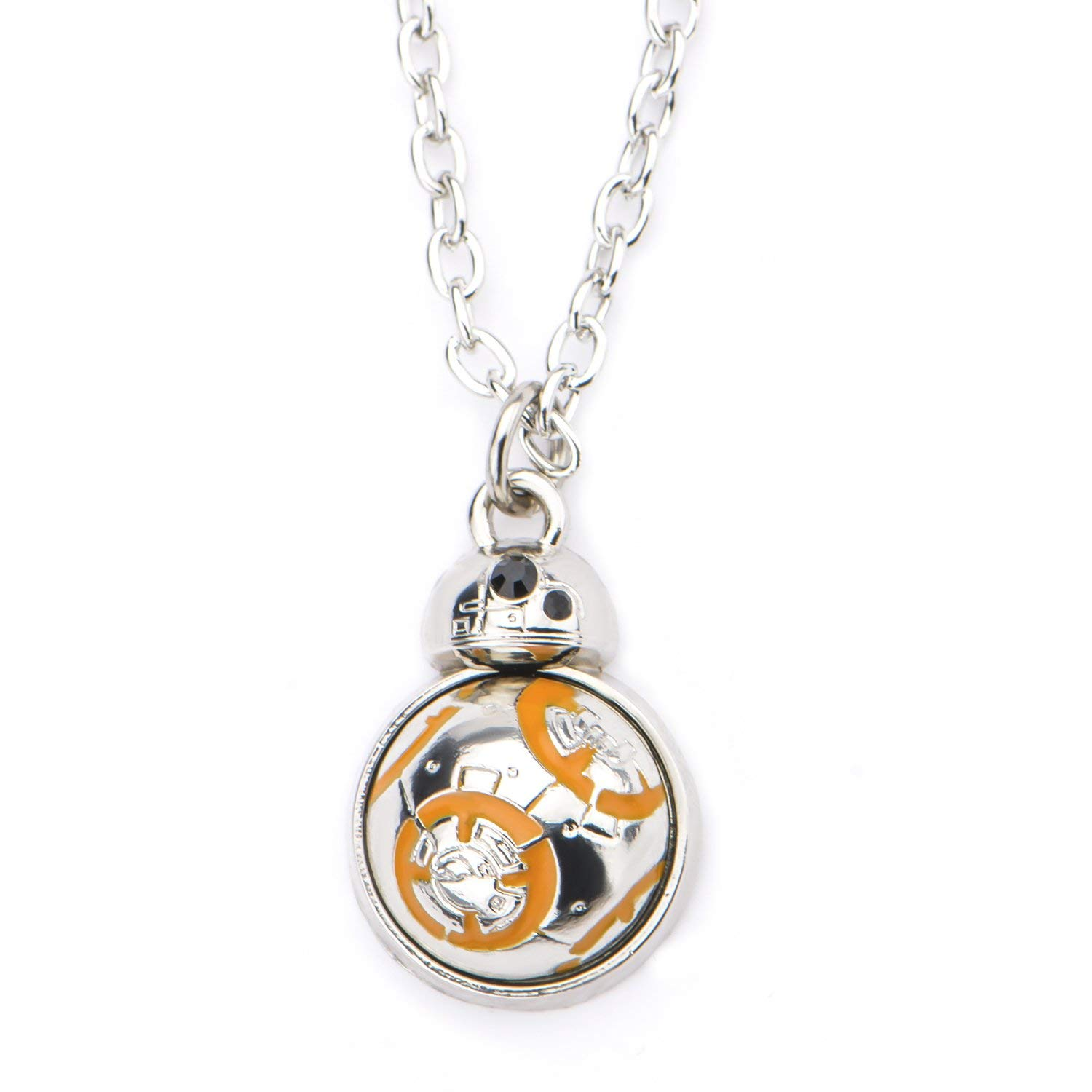 Body Vibe x Star Wars BB-8 Flat Backed Necklace on Amazon