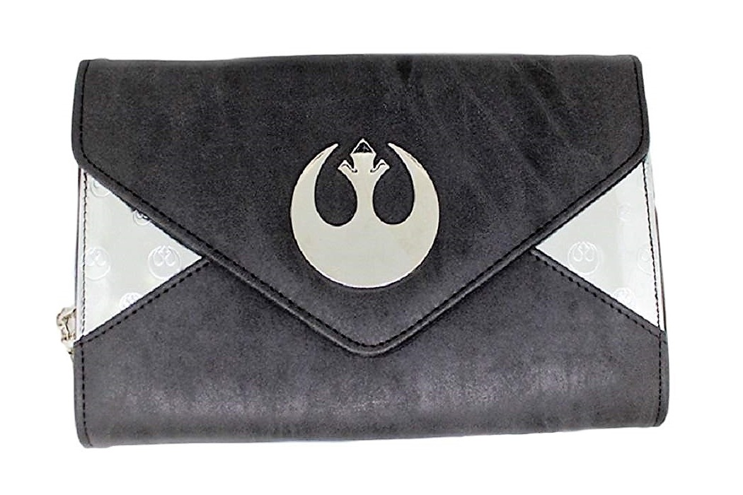 Bioworld x Star Wars Rebel Envelope Clutch on Amazon