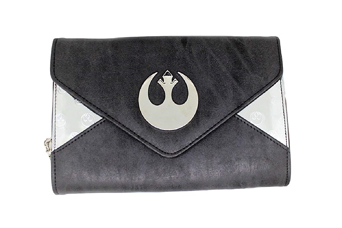 Bioworld Star Wars Rebel Envelope Clutch