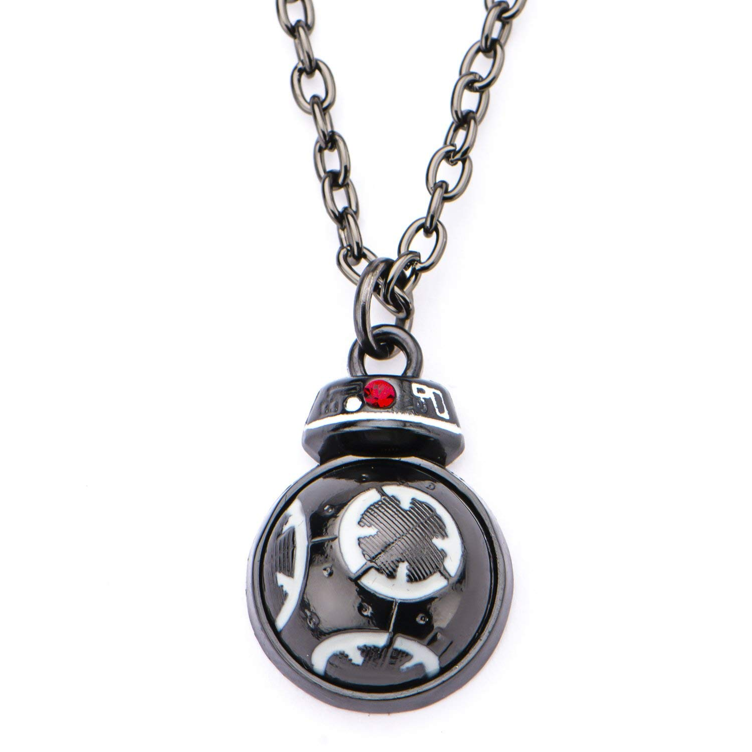 Body Vibe x Star Wars BB-9E Necklace on Amazon
