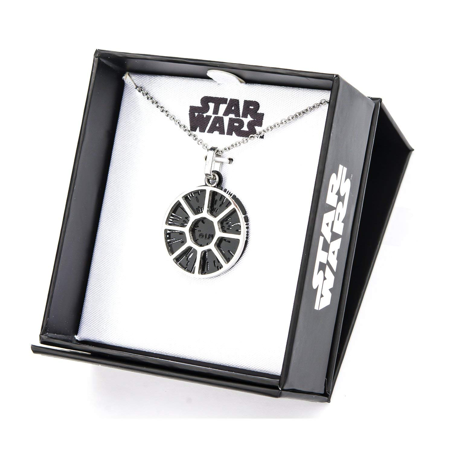 Body Vibe x Star Wars Cockpit Hyperspace Necklace on Amazon