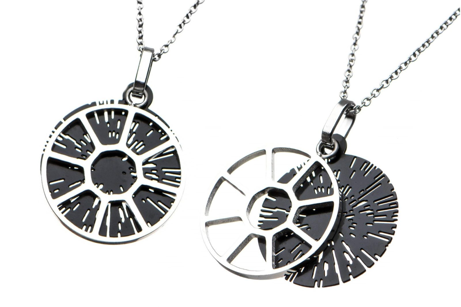 Star Wars Cockpit Hyperspace Necklace