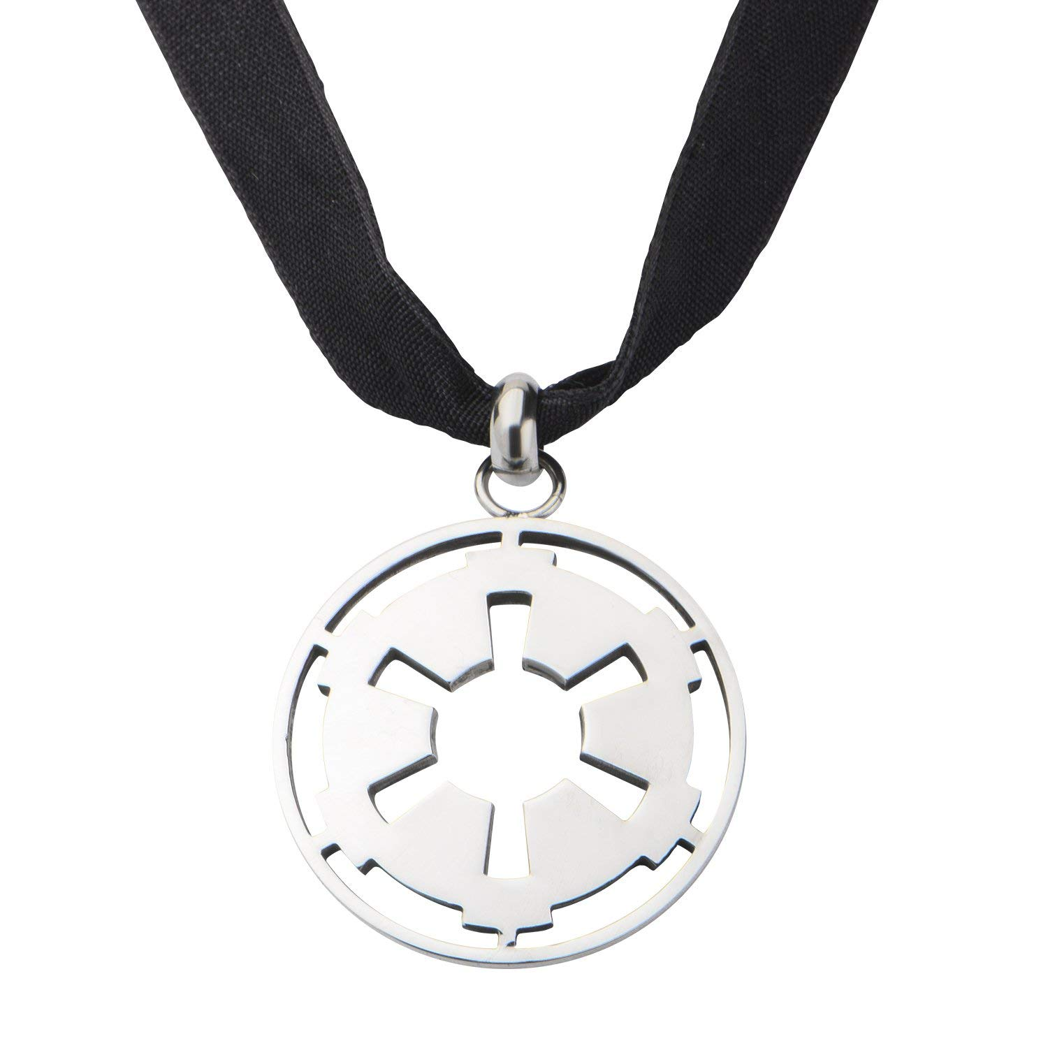 Body Vibe x Star Wars Empire Symbol Velvet Choker Necklace on Amazon
