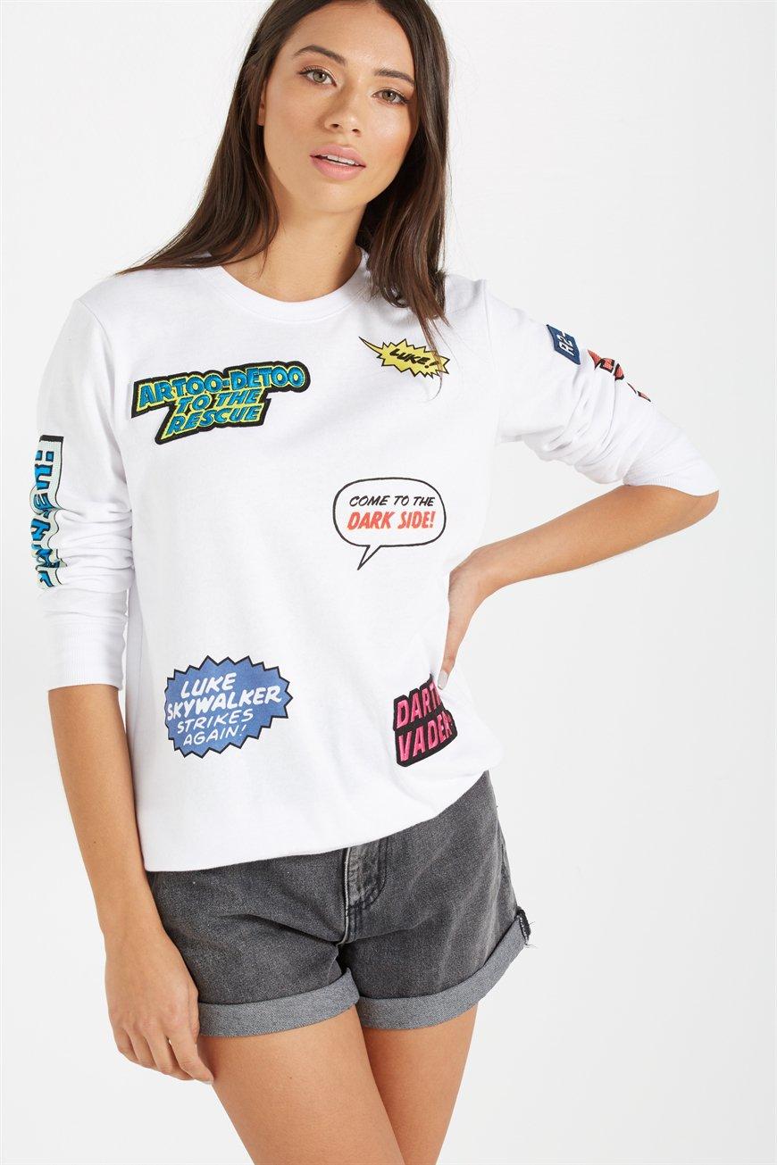 Women's Star Wars Sweatshirt at Cotton On NZ