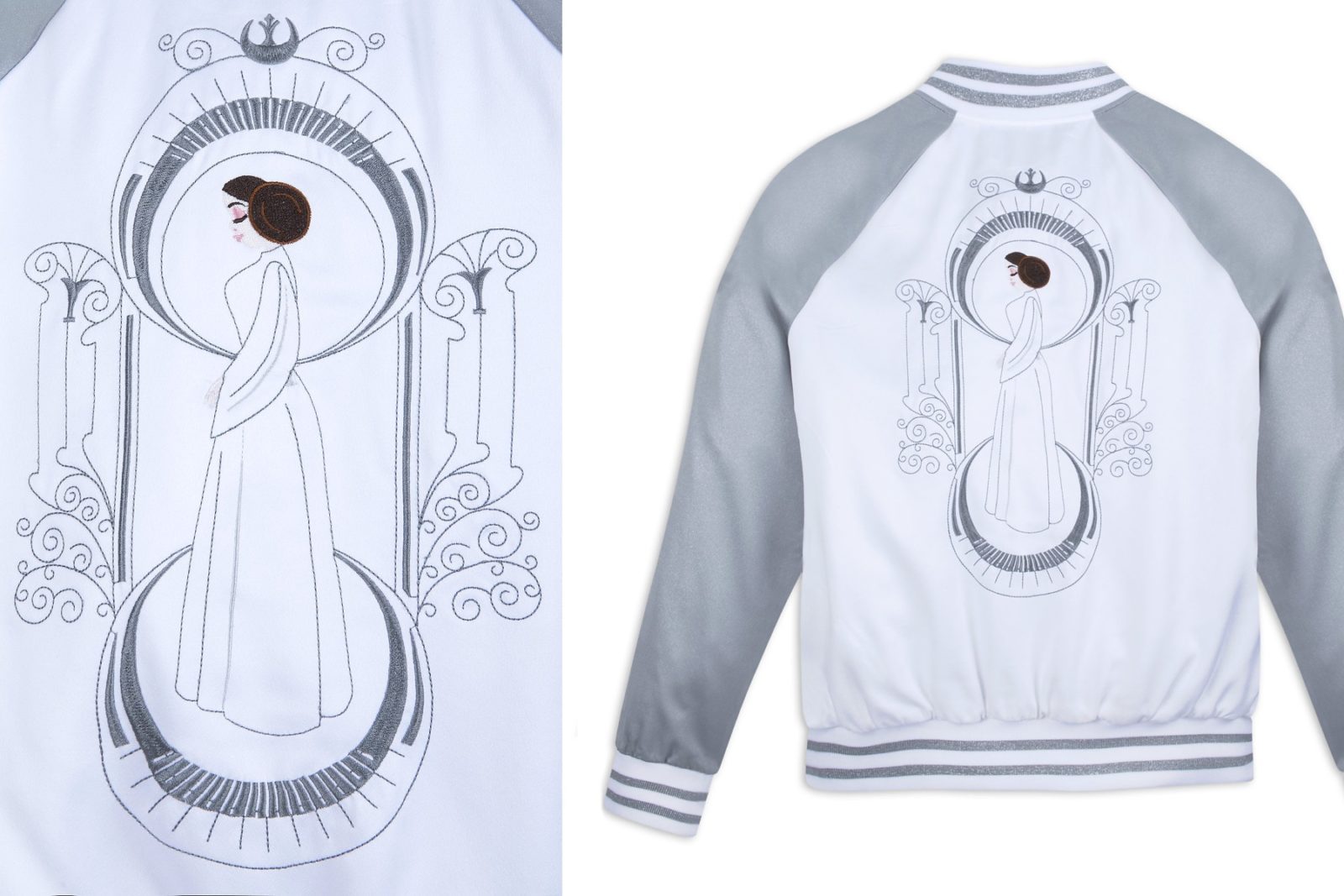 Gorgeous New Our Universe Princess Leia Jacket!