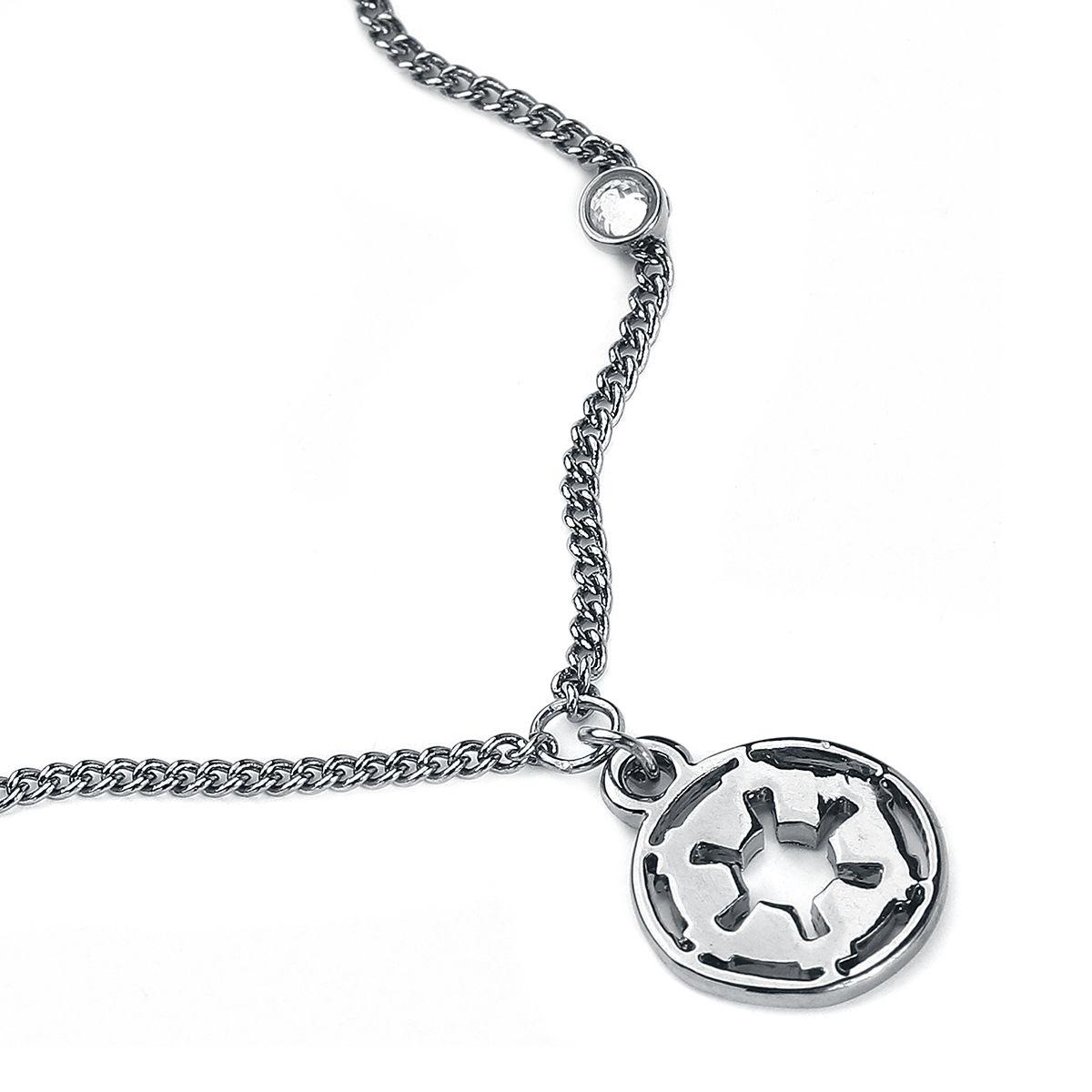 Star Wars Galactic Empire Symbol Bracelet at EMP Online