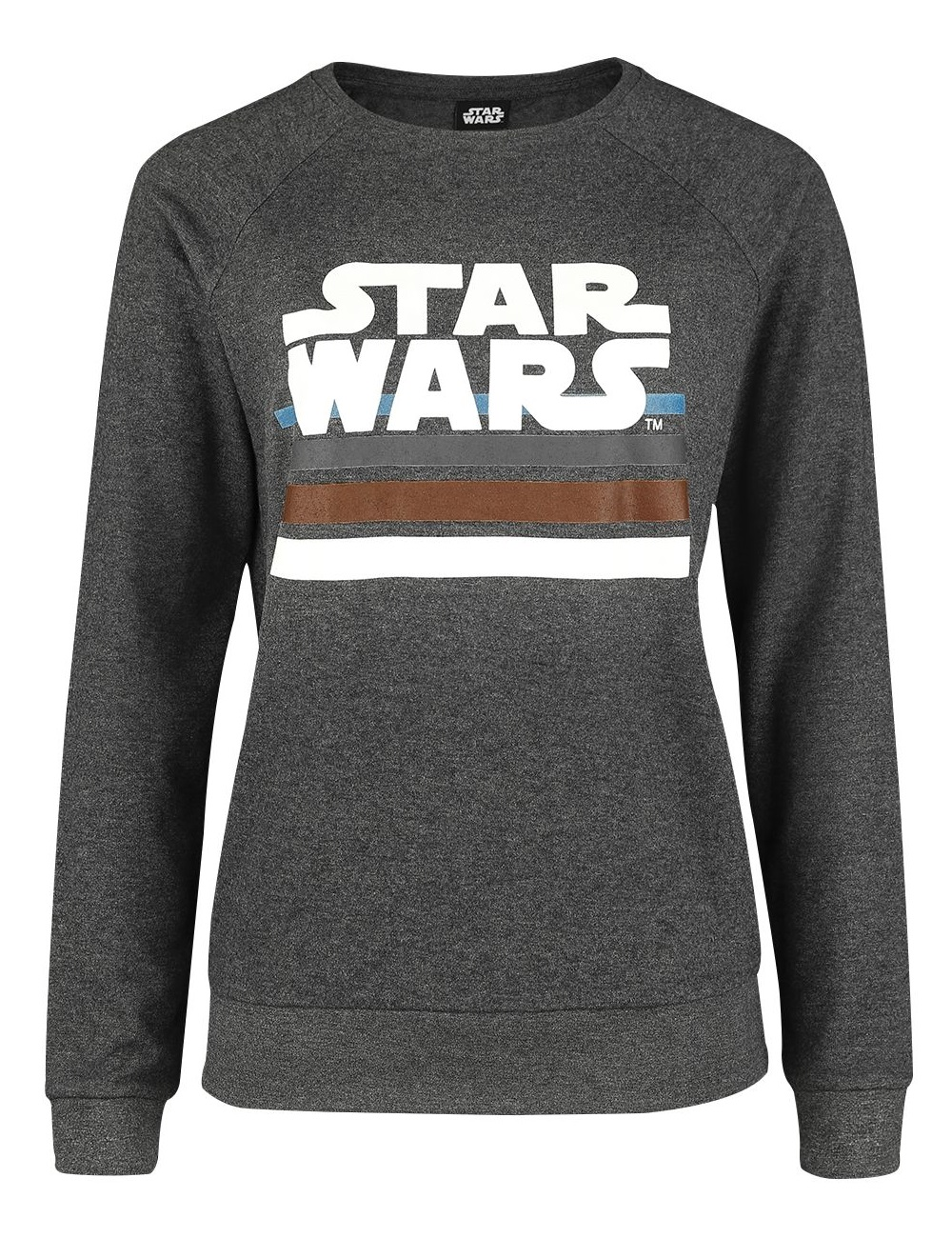 Women's Star Wars Logo Stripe Sweatshirt at EMP Online