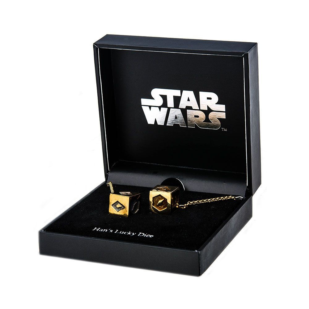 Body Vibe x Star Wars Solo Dice Necklace at Fandango Fan Shop