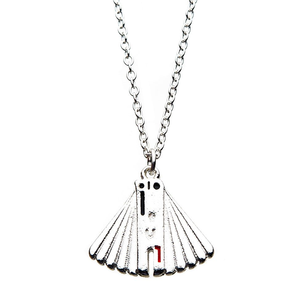 Body Vibe x Star Wars Solo Enfys Nest Fan Necklace at Fandango Fan Shop