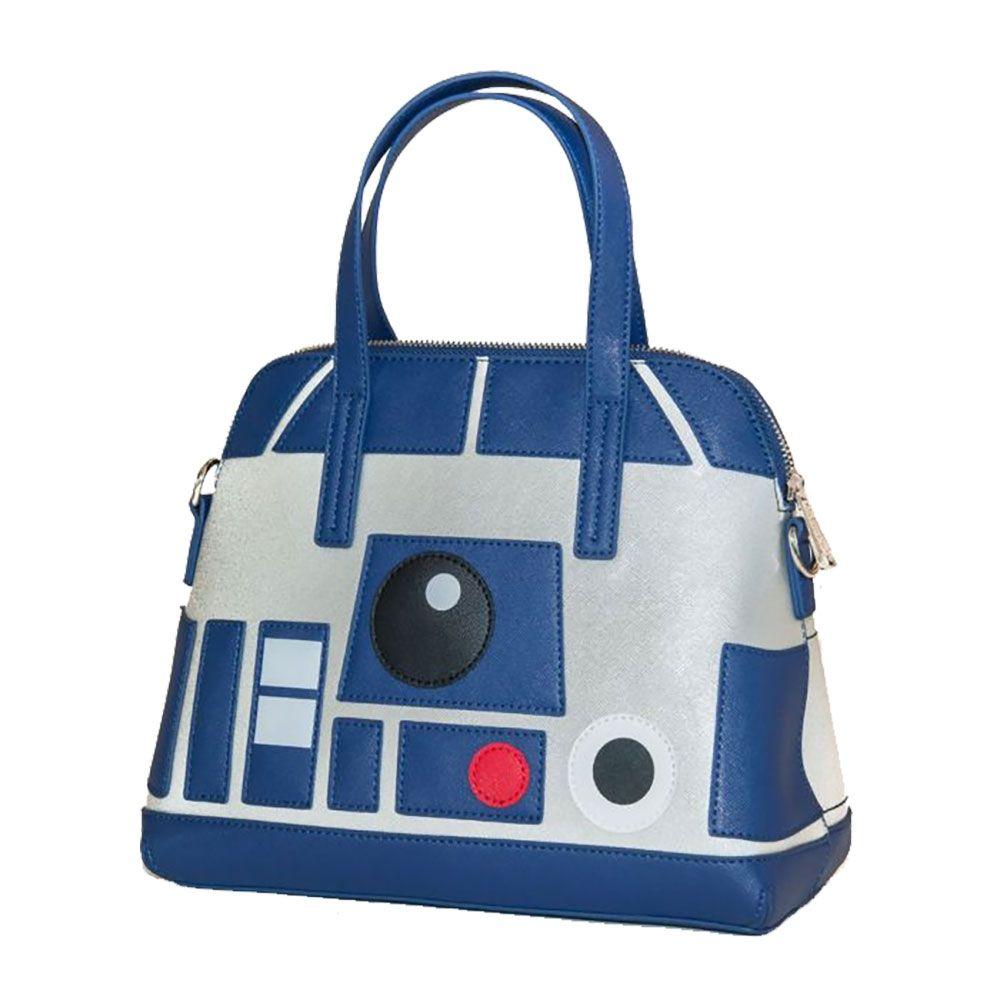 Loungefly x Star Wars R2-D2 Dome Handbag at Fandango Fan Shop